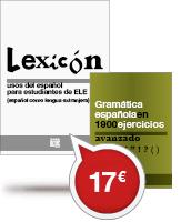 Lexicón + Gramática española en 1.900 ejercicios (Avanzado)